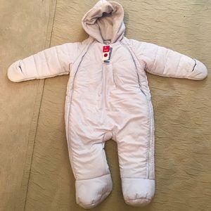 NWT Jacadi winter suit 12 M